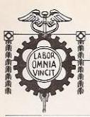 Logo de los antiguos almacenes Can Jorba